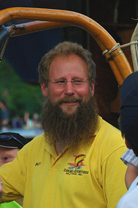 Bearded Balloon Pilot